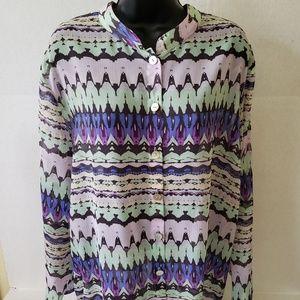 Susan Graver Style Blouse